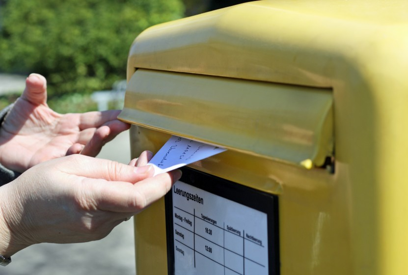 Dauer Einer Briefsendung Innerhalb Von Deutschland Hrs Holidays