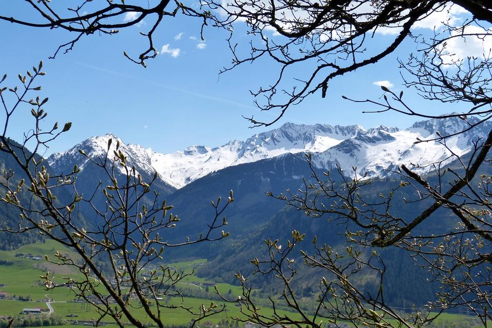 Hohe Tauer Gebirge Alpen