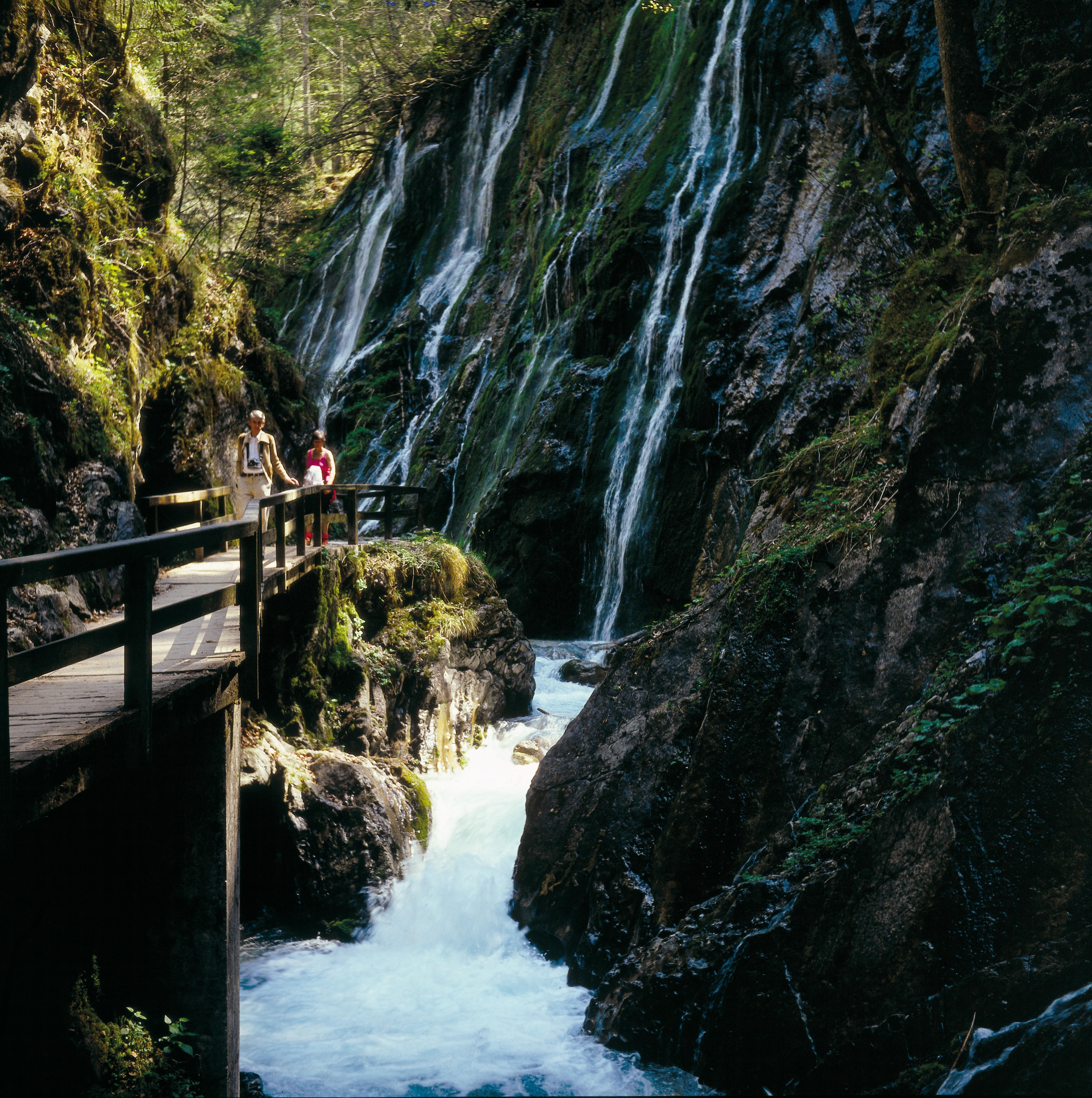 Ab in die Natur: Urlaubsaktivitäten im Berchtesgadener ...