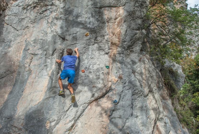 Klettern: Was Einsteiger beachten sollten.