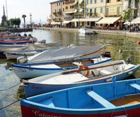 Gardasee mit Familie