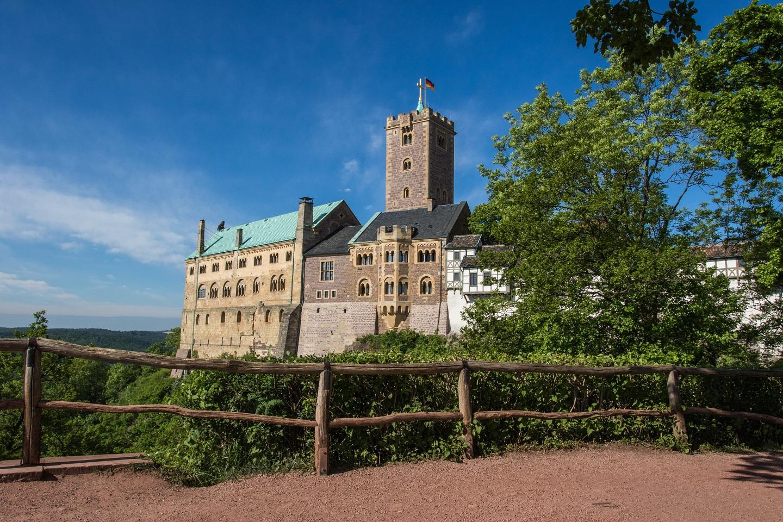 Reformationsjahr 2017 Eisenach