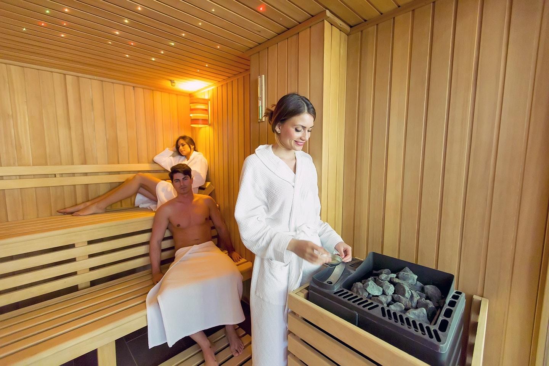 Sauna im Schwarzwald
