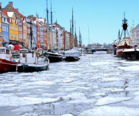 Weihnachten in Kopenhagen