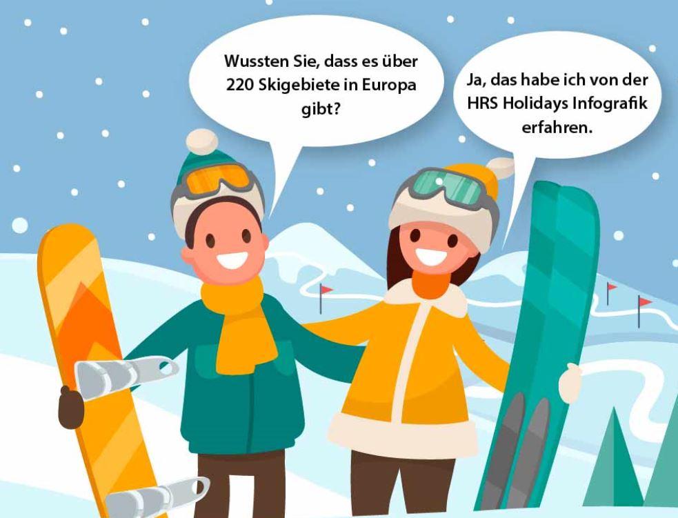 Skiurlaub in Europa – welche Ziele zählen zu den beliebtesten?
