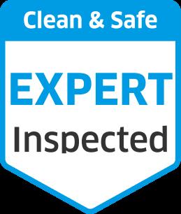 Clean & Safe Logo